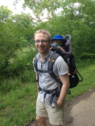 first hike